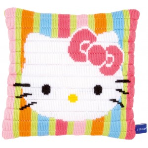 KIT Coussin Hello Kitty oiu