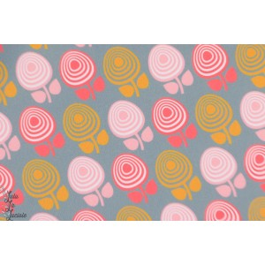 Softshell Retro flower