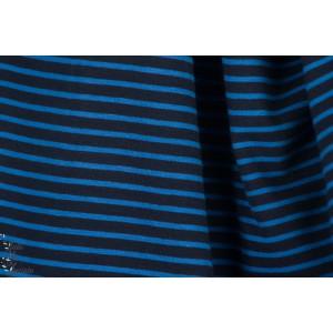 jersey rayé Hilco Marine/ Bleu