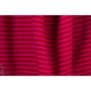 jersey rayé Hilco Rouge foncé/ rose