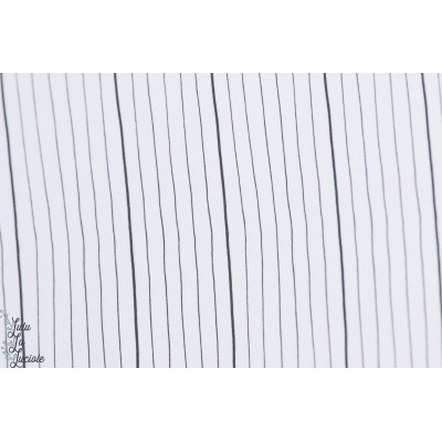 jersey Bio Palmenhaus Kombi Lillest ligne ghraphique blanc