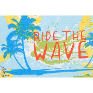 Jersey Bio Surf the Wave Stoffonkel