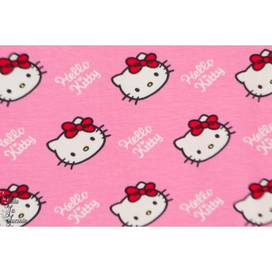 Jersey Licence Premium Hello Kitty rose fille chat