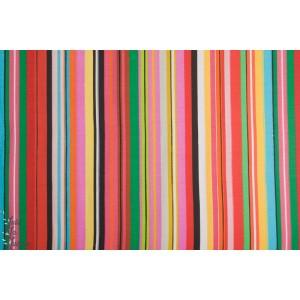 Modal Rinbow Lillestoff arc en ciel retro graphique rayure couleur femme
