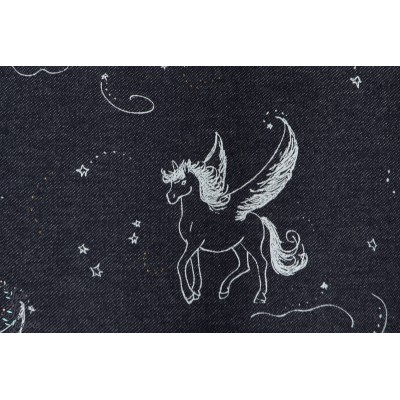SummerJeans Spread Your Wings jean cheval ailé lillestoff