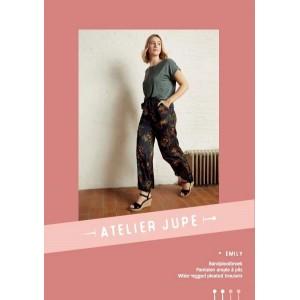 Patron Emily trousers ATELIER Jupe pantalon mode femme