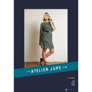 patron Pippa Dress ATELIER Jupe couture mode femme robe