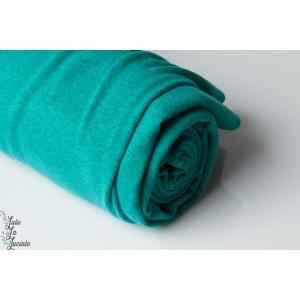 BORD CÔTE Bio Turquoise chinée stoffonkel