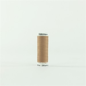 Fil Gutterman Polyester 200m -179 camel brown