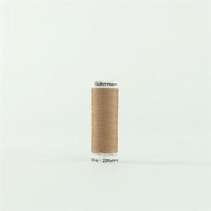 Fil Gutterman Polyester 200m -179 camel Brown