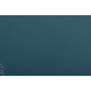 Popeline Unie Mediterraneo AGF bleu pure solid art gallery