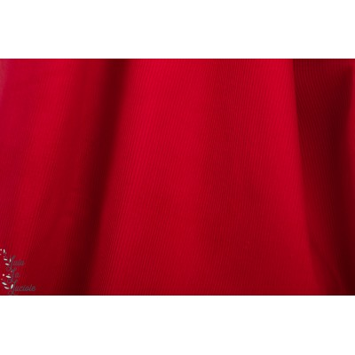 Velours Milleraie Hilco rouge