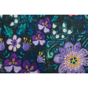 Sweat Gardenia Petrol lilas Vintage in my Heart