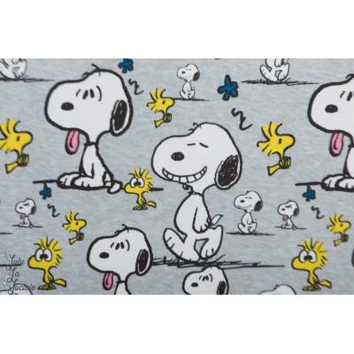 Jersey bio Snoopy Faces chien licence bd rigolo