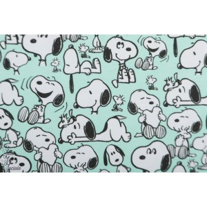 jersey Bio Peanuts Snoopy Happiness