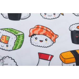 Jersey bio Kawaii Sushi Lillestoff enfant japon rigolo