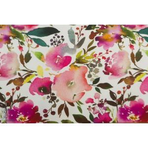 Jersey bio Tygdrômmar Daphné fleur mode femme