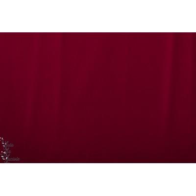Popeline Unie AGF Spiceberrys bordeaux pur elemenent