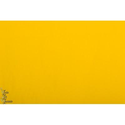 Popeline Unie Canary AGf jaune pure element