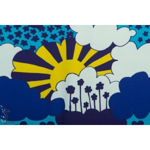 Jersey Clouds Blue Vintage in my heart