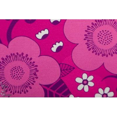 jersey Miranda Plum Vintage in my heart fleur rose