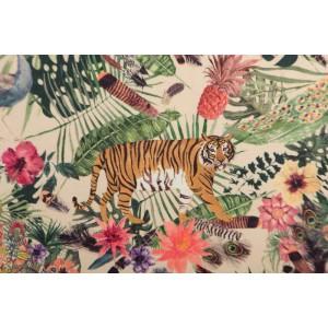 Jersey Bio Ganesha Tiger By Ernest