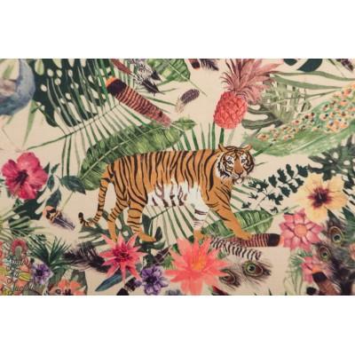 Jersey Bio Ganesha Tiger By Ernest inde animaux