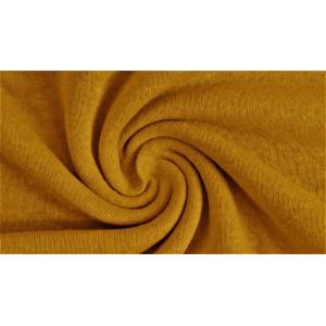 Jersey Lin Viscose Gelb Lillestoff