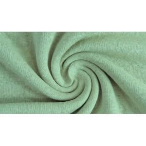 Jersey lin Viscose Altgrun Lillestoff vert clair