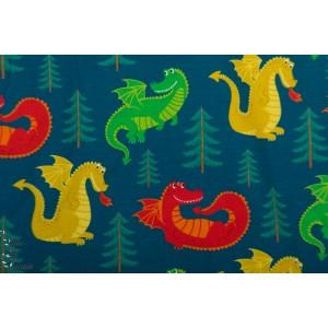 Jersey Ritter Dragon petrole