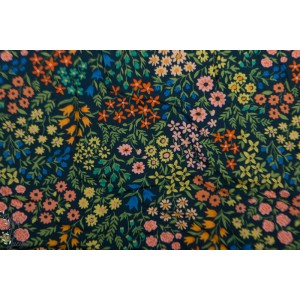 Rayon Meadow CLoud9 viscose fleur liberty
