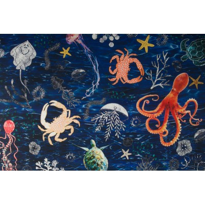 Dralon digital Print La mer ocean imperméable toile