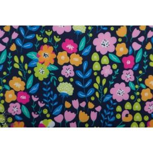 Softshell Multi fleur