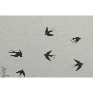 sweat minky oiseaux en vol