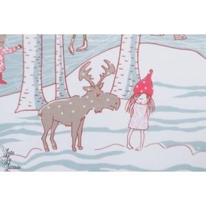 "Wichtelwinter, Summersweat Lillestoff SUSAlabim ''la nuit de Noêl"""