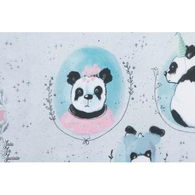 Jersey bio Tante Pabda und Ihre Verwandten llestoff Tante Gisi panda