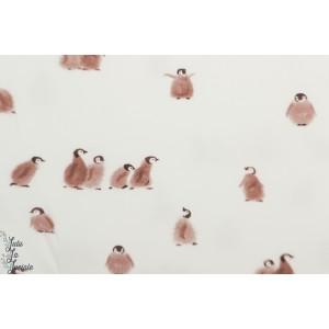 Jersey Pinguins family Fabrics
