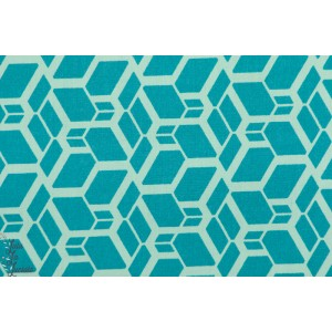 Skew Cube - M - Turquoise
