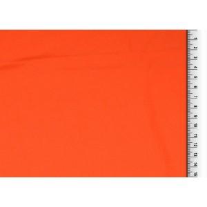 Tissu Kway orange imperméable