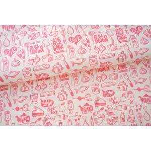 Popline Bio  Hamburger Liebe Menu Rosa - in my Kitchen