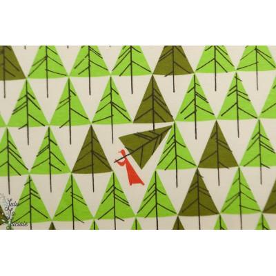 jersey interlock  bio Birch geo Trees noem sa^pin charly harper