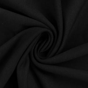Sweat molletonné tout doux noir
