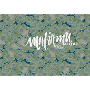 Modalsweat  Bio Matiamu Olive Lillestoff