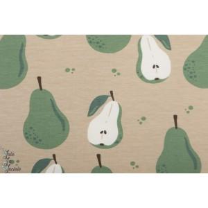 Jersey Bio Pears Cappuccino Elvelyckan Design