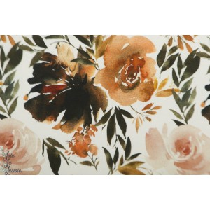 Jersey bio Tygdrômmar viola fleur mode femme