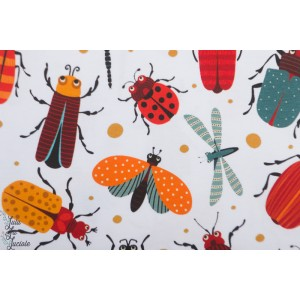 Jersey Bio bugs blanc by ernest insecte papillon nature