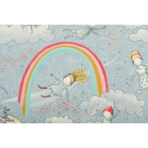 Summersweat  Bio Am Ende Des Regenbogens SUSAlabim Lillestoff