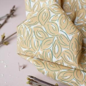 Simple Gaze  de coton Petal Mustard Atelier Brunette