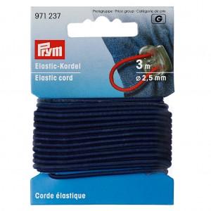 Corde elastique 2.5mm marine Prym 971237