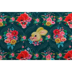 jersey bio Fiona Hewitt digital happy  bunny petrole